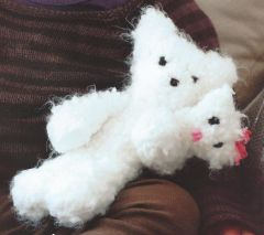 doudou, ours, tricot