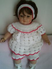 layette, crochet