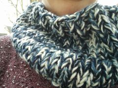 snood, tricot