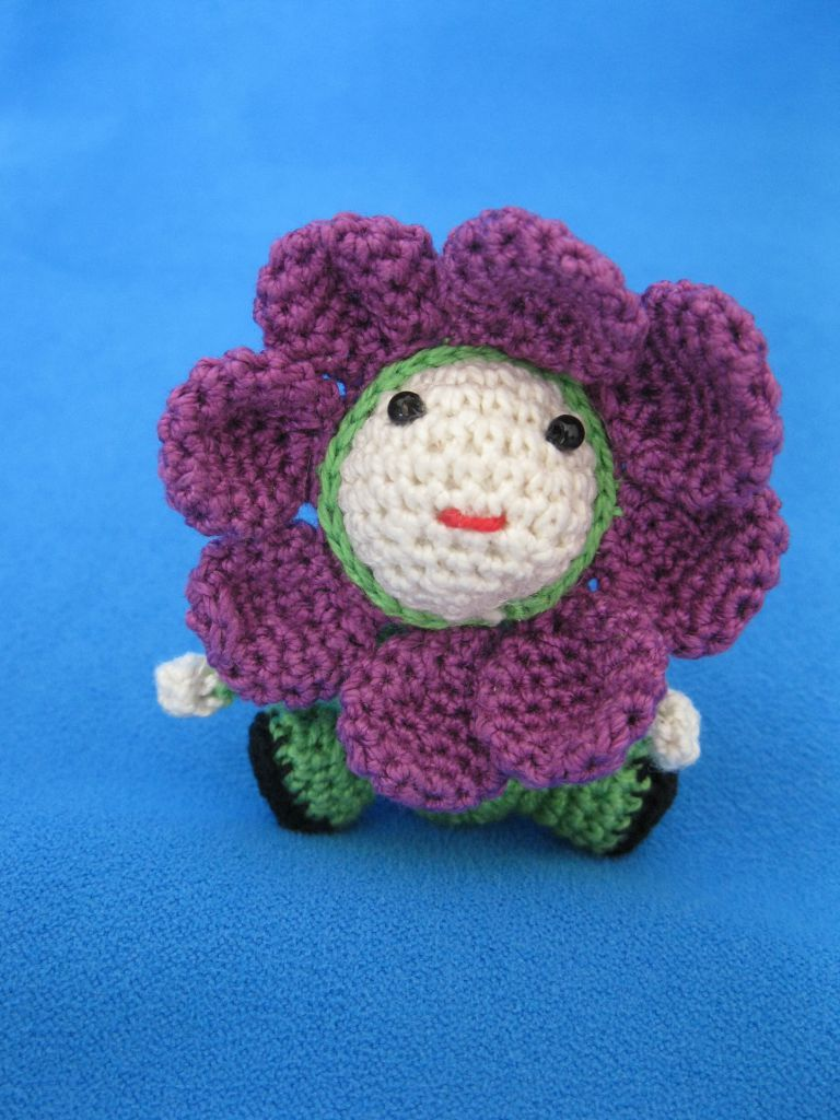 Amigurumi Flower Tutorial : free butterfly crochet patterns amigurumi Car Tuning